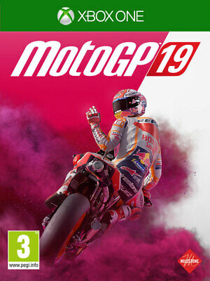 MotoGP 19 (Xbox One)  BRAND NEW AND SEALED - IN STOCK - QUICK DISPATCH
