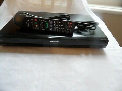 Panasonic DMR-EX83 DVD HDD Recorder 250gb Freeview USB SD. Live Pause.