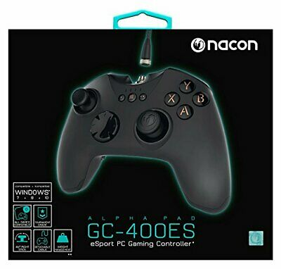 Nacon interactive wired gc400es controller gamepad (H8J)
