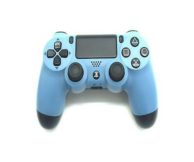 Official Sony Playstation 4 Dual Shock PS4 Wireless Controller Genuine Grey Blue