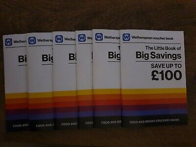 Wetherspoons books x12