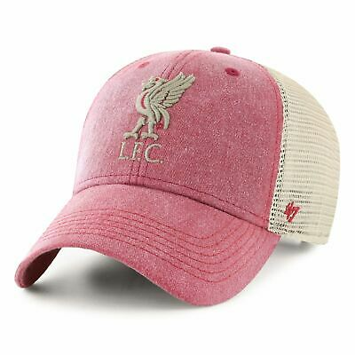 Liverpool FC Adults '47 Outland Contender Cap LFC Official
