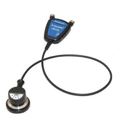 RETURNED Cardionics E-Scope II 7710 Belt Model Stethoscope