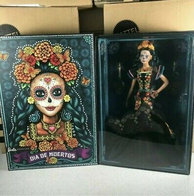 BARBIE Dia De Los Muertos - Day of The Dead Mexican Doll PreOrder 2019 Mattel