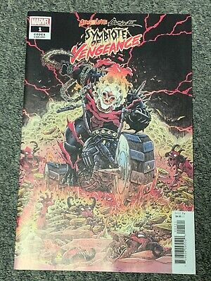 Absolute Carnage Symbiote Of Vengeance #1 Codex Variant 1:25 Marvel Vf/Nm