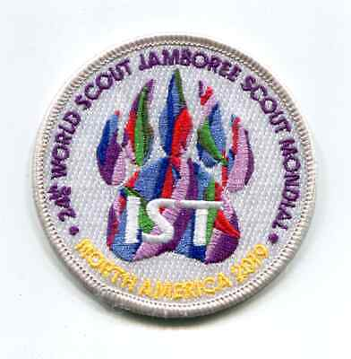 2019 World Jamboree Patch - Ist Staff Patch