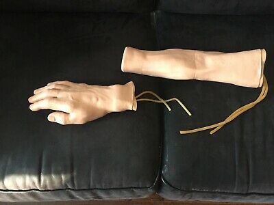 NASCO LIFE/FORM Intradermal IV Injection Forearm and Hand Good Condition.