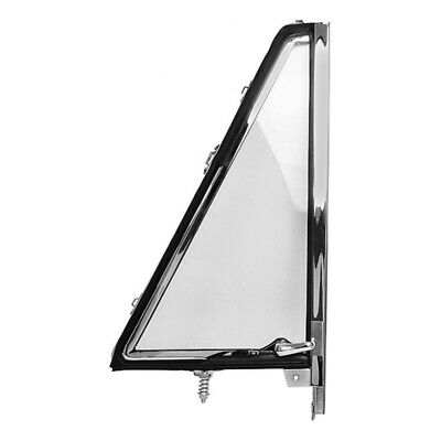 66 - 77 Bronco Vent Window Assembly - Right / Passenger Side