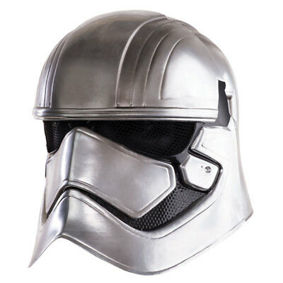 Star Wars The Force Awakens Captain Phasma Two Piece Children's Mask