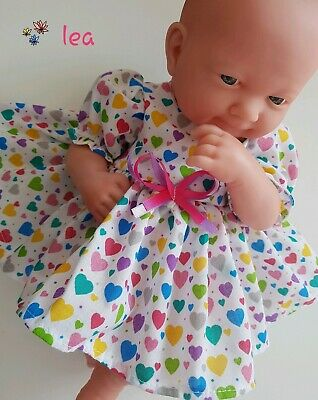 """My First Baby Annabell Tiny Tears Reborn Type Doll 14"""" 15"""" 16"""" Dolls Clothes"""