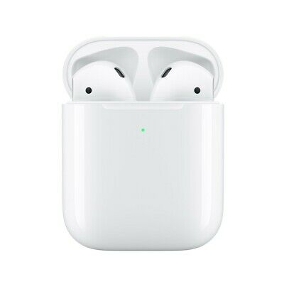 Hot! 2nd Generation Airpods with Wireless Charging Case Brand New Sealed in Box