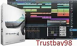 Presonus STUDIO ONE 4.5 PROFESSIONAL ARTIST & INSTANT DELIVERY IN 30 SECOND DAW