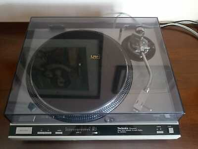 TECHNICS QUARTZ Direct Drive Automatic Turntable System - SL 1600 MK2 - as NEW -