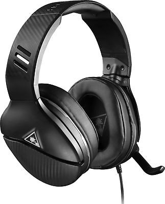 Turtle Beach - Recon 200 Wired Stereo Gaming Headset - Black