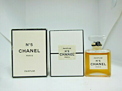 Chanel No 5 7 ml 1/4 oz pure perfume 19Dec56-T