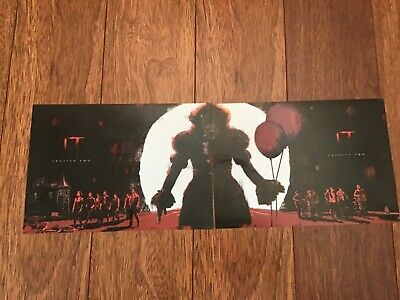 Official IT Chapter 2 Posters (both Posters)