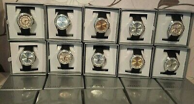 JOB LOT of Watches Designer Style Ladies Girls SPIRIT GIFTS +Boxes Refurbished10