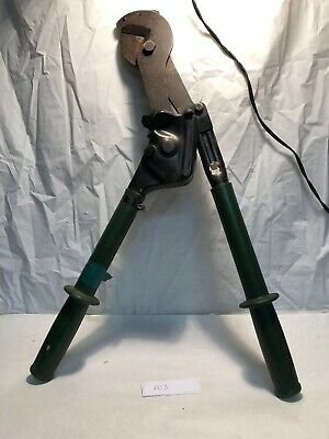 Greenlee 756 Heavy Duty Ratchet Cable Cutter