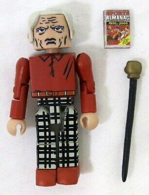 Diamond Select DST Minimates Back to the Future Old Biff Tannen Figure