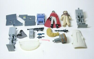 Vintage Kenner Star Wars 1970s-1980s Figures Weapons Parts and More!