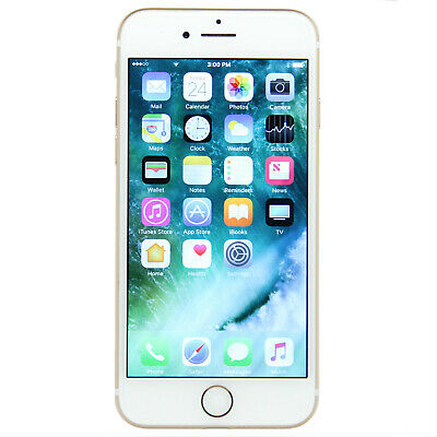 Apple iPhone 7 a1778 32GB Gold LTE GSM Unlocked -Good