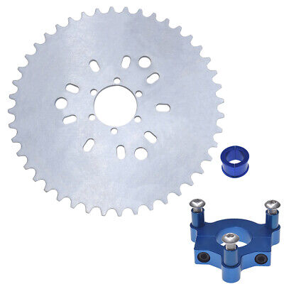 49//80cc 212c FOUR OR TWO STROKE SPROCKET MOUNT USE STOCK 9 HOLE CHINESE SPROCKET