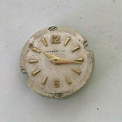 Vintage 15mm Jaeger Le Coultre Swiss hand winding ladies watch movement
