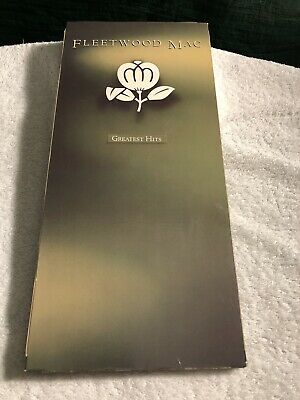 Fleetwood Mac Greatest Hits Long Box Only No Cd