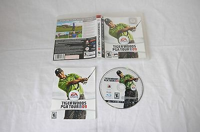 Tiger Woods PGA Tour 09 (Sony PlayStation 3, 2008) PS3 EA Sports