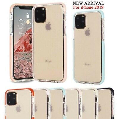 For iPhone 11 Pro MAX XR 7 8 Plus 6 XS Max Clear Case Girly Cute Slim Soft Cover