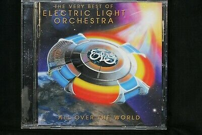All Over The World - The Very Best Of Electric Light Orchestra  ELO -  CD (C828)