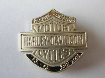 Harley-Davidson Pins Badge Collector Hd Hamburg Harley Days  2004