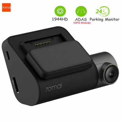 Xiaomi 70Mai Dash Cam Pro Smart Car DVR Camera 1944P GPS ADAS Video Recorder