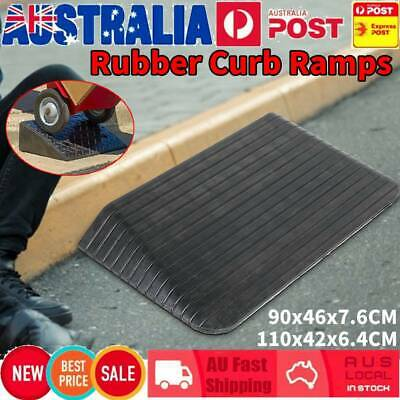 Kerb Ramps heavy Duty Rubber Portable Curb Gutter trucks Cars Hand Trolleys