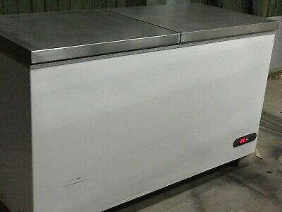 Chest Freezer Very good condition size 1480 W x 700 deep x 808 high Shop closed