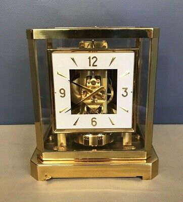 Le Coultre & Cie Atmos Clock Fifteen Jewels 144891