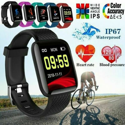 Bluetooth Smart Wrist Watch Phone Mate Fit For Android iOS iPhone GPRS Gifts NEW