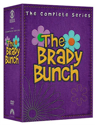 The Brady Bunch The Complete S. Dvd Box Set, Free Shipping, New.