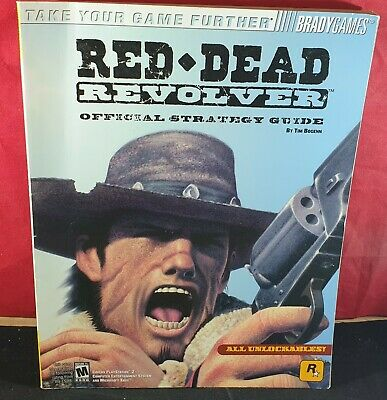 Red Dead Revolver Strategy Guide