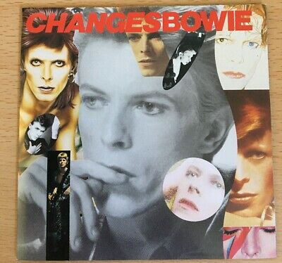 David Bowie : Changes Bowie CD (1990) Greatest Hits / Best of