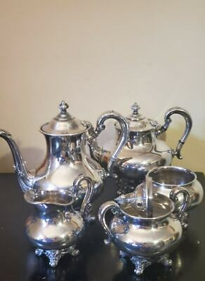 Reed & Barton 5600 Tea, Coffee set, 5 pieces.