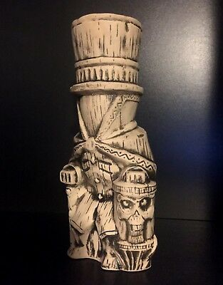 Disney Trader Sams Grog Grotto Haunted Mansion Hatbox Ghost Tiki Mug 2018