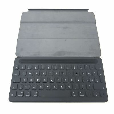 "Apple Smart Keyboard for 10.5"" Inch iPad Pro A1829 Genuine OEM Gray QWERTZ"