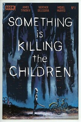 Something is Killing the Children  #1   * First Print *    NM