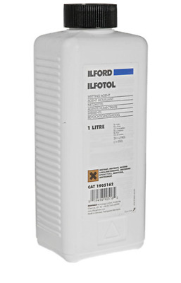 ILFORD ILFOTOL WETTING AGENT 50ML - Record Cleaning solution component