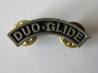 Harley-Davidson Pins Badge Collector Hd Duo-Glide