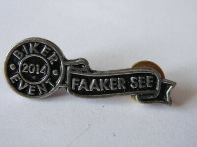 Harley-Davidson Pins Badge Collector Biker Event 2004 Faaker See