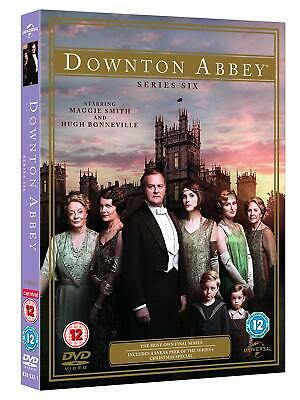 NEW and SEALED  Downton Abbey - Series 6 [DVD] [2015]. 3 disc set.