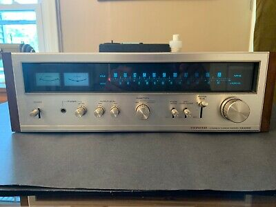 Pioneer TX-9100 FM Stereo AM/FM Outstanding Tuner