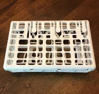 Dr. Brown's Dishwasher Basket white